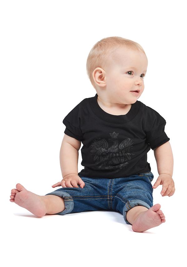t-shirt BABY Z ORŁEM