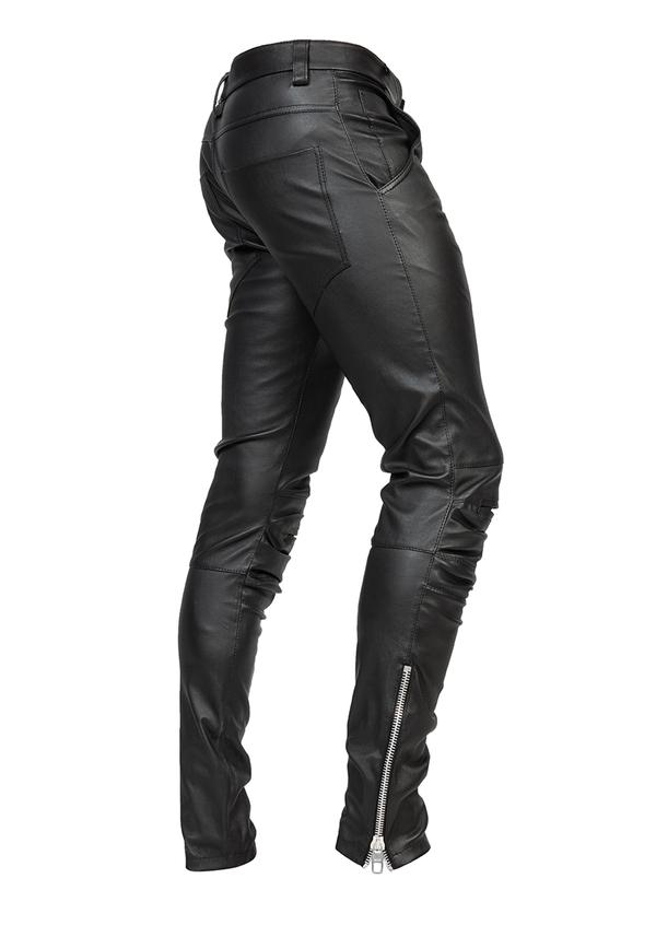 spodnie ORIENT LEATHER