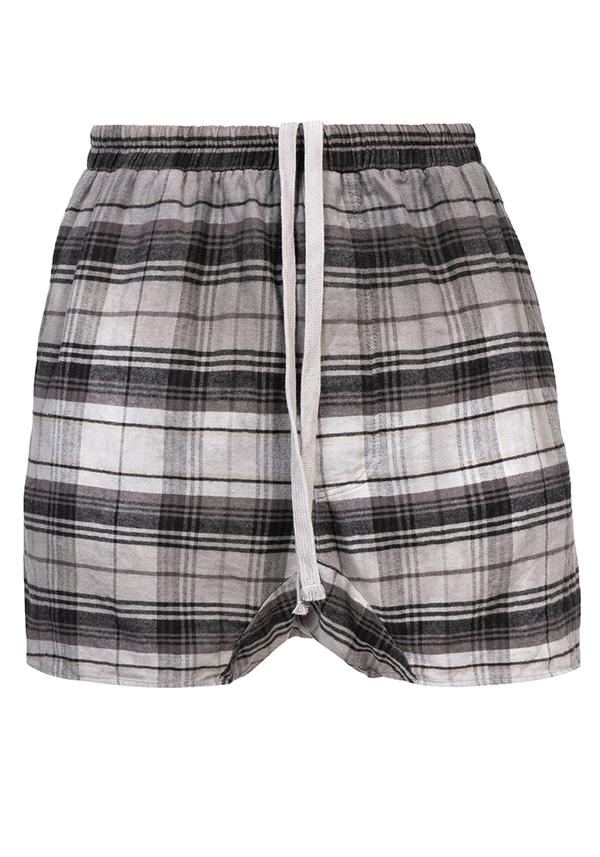 ORIENT FLANNEL shorts
