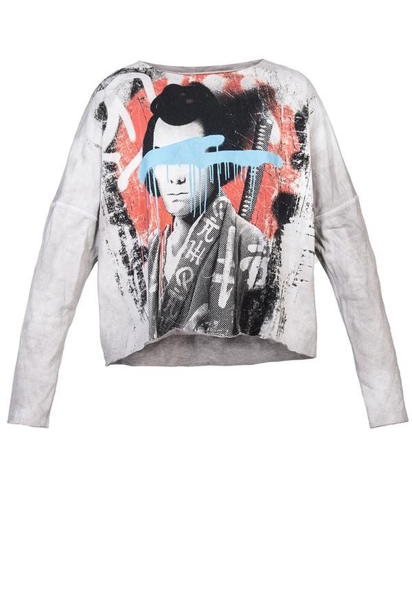 ORIENT SHOGUN sweatshirt