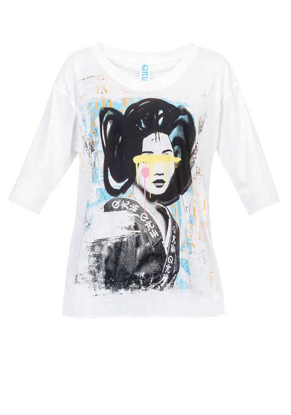 ORIENT SIGNATURE GEISHA t-shirt