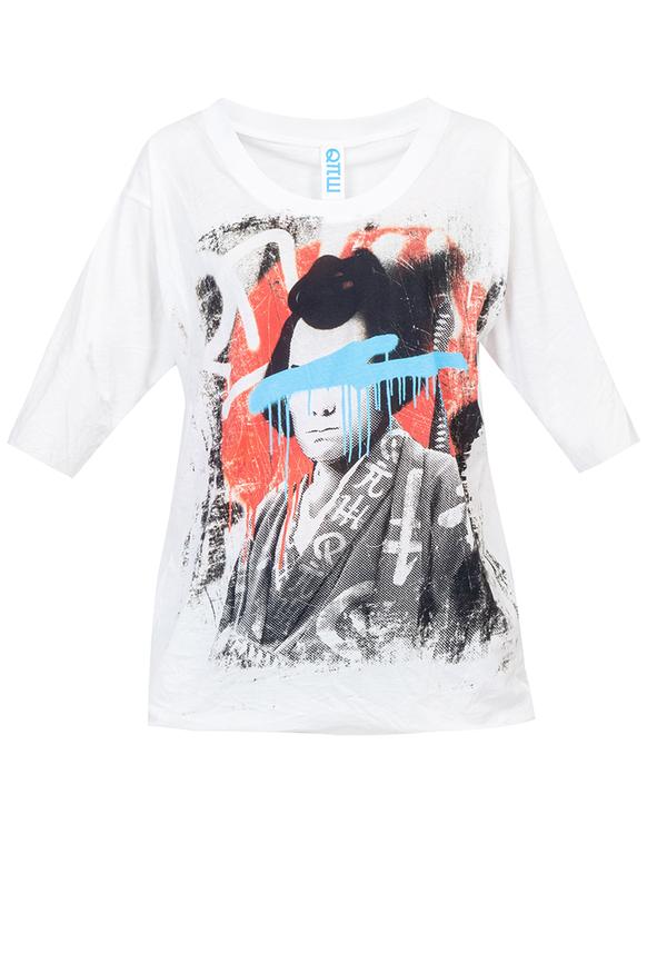 ORIENT SIGNATURE SHOGUN t-shirt