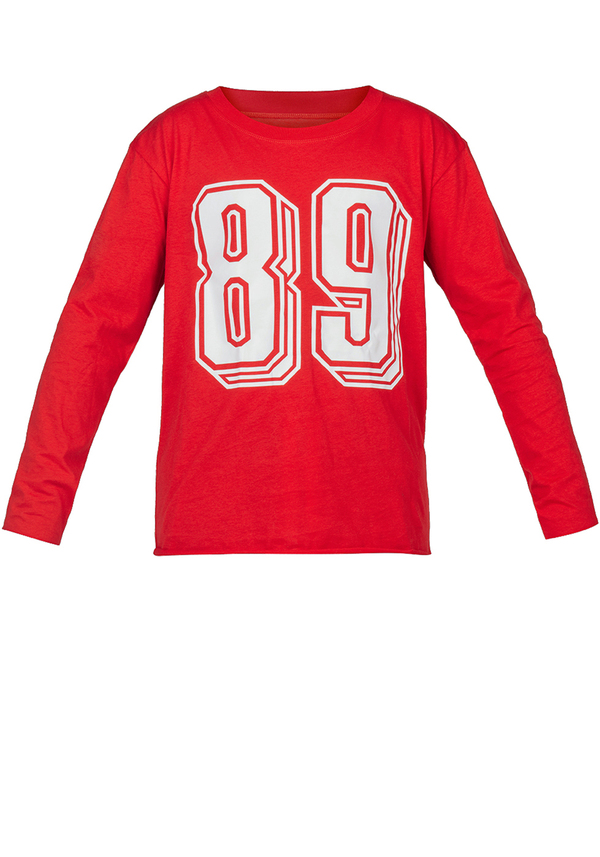 t-shirt KIDS 89 LONG SLEEVE
