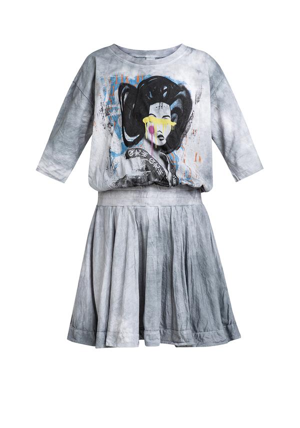 KIDS GEISHA dress