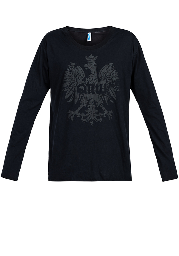 t-shirt LONGSLEEVE Z ORŁEM LIMITED